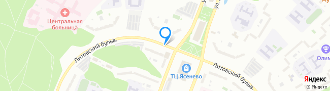 Литовский бульвар
