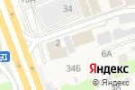 Схема проезда до компании Столовая в Грибках