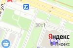 Схема проезда до компании Золотой Принц в Москве