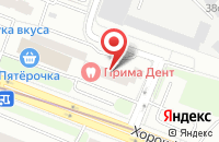 Схема проезда до компании КлипперСофт в Москве