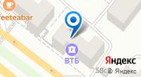 Компания СтудиА на карте