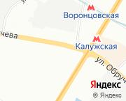м. Калужская ул. Обручева
