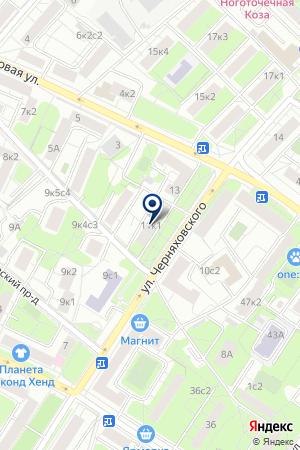 Интернет-магазин Мебель-Форас на карте Москвы