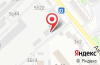 Схема проезда до компании Комплекс-Строй в Москве
