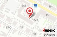 Схема проезда до компании Элит-Сталь в Подольске