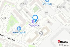 Двухкомнатная квартира в Москве ул. Полины Осипенко, 8