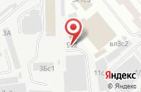 Схема проезда до компании Интер-Гарант в Москве
