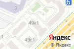 Схема проезда до компании Пилот-СВ в Москве