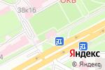 Схема проезда до компании ОРТЕКА в Подольске