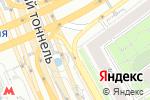 Схема проезда до компании МногоСна в Москве