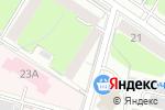 Схема проезда до компании Мастерская по ремонту детских колясок в Москве
