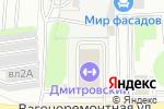 Схема проезда до компании Mr.Junior в Москве