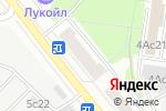 Схема проезда до компании Ремонт в Москве