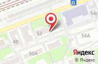 Схема проезда до компании Футура в Москве