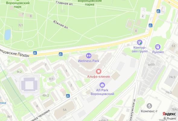 купить квартиру в ЖК Воронцово
