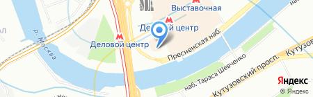 МК ГРУПП на карте Москвы