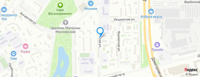 Учинская улица