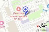 Схема проезда до компании ТРАНСПОРТНАЯ КОМПАНИЯ ТРАНСЛОДЖИК в Москве