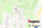 Схема проезда до компании ГАЗАР в Москве