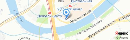 IBM East Europe\/Asia на карте Москвы