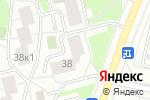 Схема проезда до компании МариТАнж в Москве