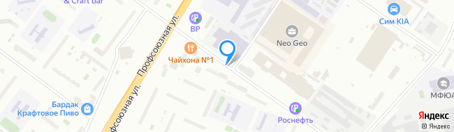 улица Бутлерова
