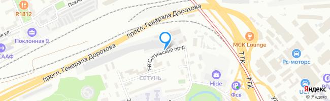 проезд Сетуньский 4-й