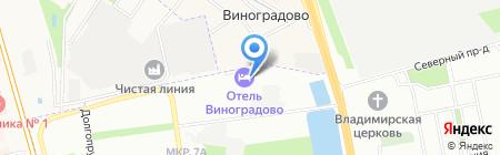 Бриллиант на карте Москвы