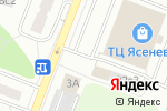 Схема проезда до компании Алина в Москве