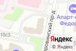 Схема проезда до компании Промышленные Инновации в Москве