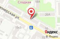 Схема проезда до компании Торговый Дом «Навигатор» в Подольске