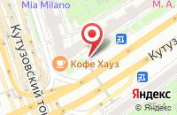 Схема проезда до компании Ноэль в Москве