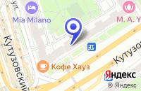 Схема проезда до компании ДОПОЛНИТЕЛЬНЫЙ ОФИС КБ РУССКИЙ МЕЖДУНАРОДНЫЙ БАНК в Москве