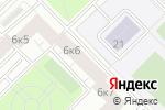 Схема проезда до компании ВЕЛЛ в Москве