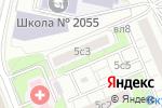 Схема проезда до компании Библиотека им. А.М. Горького в Москве