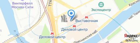 Твоя связь на карте Москвы