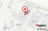 Схема проезда до компании Дкна Групп в Москве