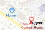 Схема проезда до компании Прима парк в Москве