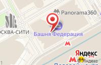 Схема проезда до компании Эссере Групп в Москве