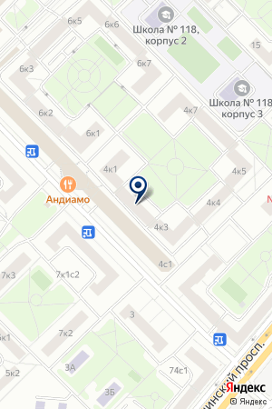 AREIS CO LTD на карте Москвы