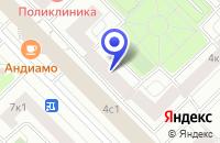 Схема проезда до компании МАГАЗИН СПЕЦИАЛИЗИРОВАННЫХ ТОВАРОВ БЕЛАЯ ЦАПЛЯ в Москве