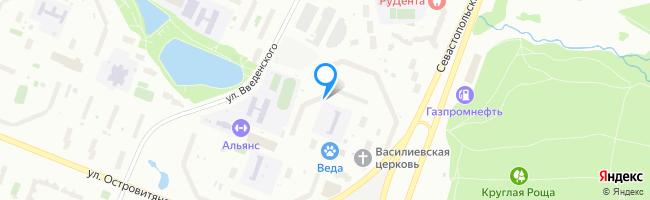 просека Лучевой 5-й