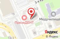 Схема проезда до компании Т.С. Инжиниринг М в Москве