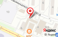 Схема проезда до компании Свм Медиа Энд Эвентс Груп в Москве