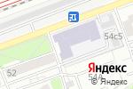Схема проезда до компании Исследовательский центр судебных и негосударственных экспертиз в Москве