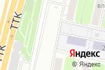 Схема проезда до компании МОБИТЕХ в Москве