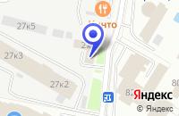 Схема проезда до компании МИР СЕТЕЙ в Москве