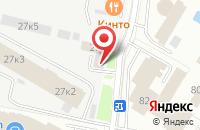 Схема проезда до компании Альфа Медиа в Москве
