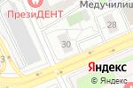 Схема проезда до компании Мастерская по ремонту обуви на Шмитовском проезде в Москве