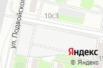 Схема проезда до компании Сеть секонд-хендов в Москве
